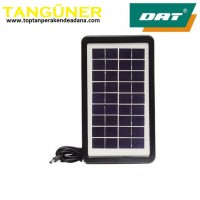 Dat AT-6003B Solar Panel Şarj Cihazı