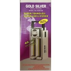 Gold Silver GS-3028 COB Led Işıldak