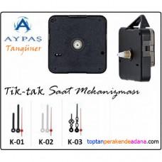 Aypaş Saat Mekanizması 14mm - TİKTAK